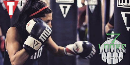Boxing and Brews  - TITLE Boxing Club North Bethesda Pop-Up Class