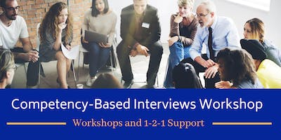 "One-Day ""How to Succeed in Competency-Based Interviews\"" Workshop"
