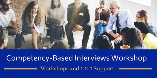 "One-Day ""How to Succeed in Competency-Based Interviews"" Workshop"