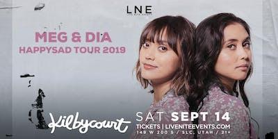 Meg & Dia - HappySad Tour 2019