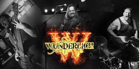 Wunderlich & Sinister Deed tickets