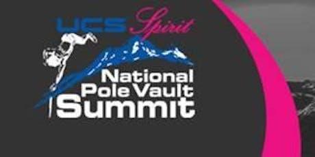 2020 National Pole Vault Summit tickets