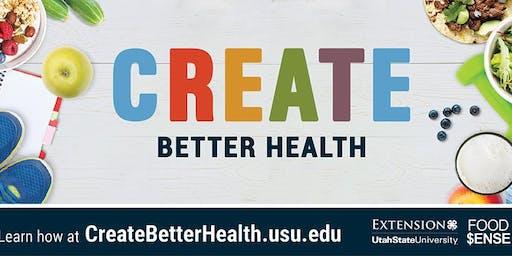 Create Better Health - Food $ense SNAP-ED