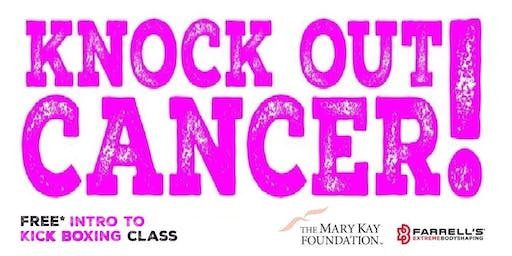 Knock Out Cancer! - Free Kickboxing Classes!