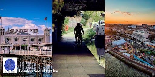 My Choice & London Social Cycles Charitable Cycle Challenge