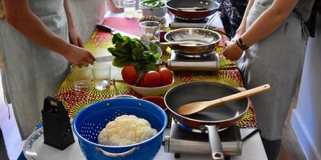 Vegan African Cooking Class tickets