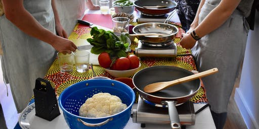 Vegan African Cooking Class