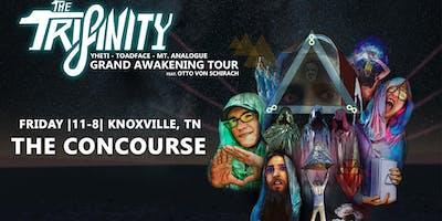 The Trifinity Grand Awakening Tour