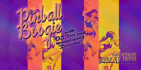 Pinball Boogie Feat. DJ Tess & Zzzosma tickets