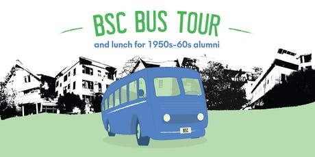 Berkeley Student Cooperative Bus Tour and Lunch for 1950s-60s Alumni tickets