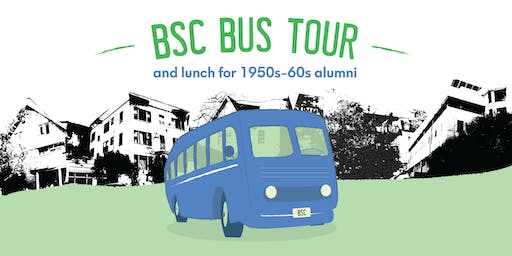 Berkeley Student Cooperative Bus Tour and Lunch for 1950s-60s Alumni