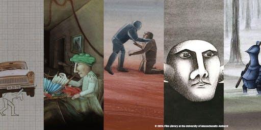 Art & Power: Lutz Dammbeck - The Animated Short Films of Lutz Dammbeck