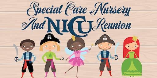 Special Care Nursery and NICU Reunion