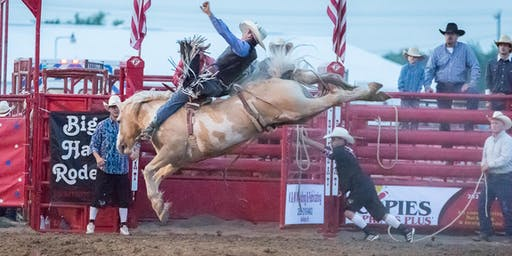 America's Heroes Pro Rodeo (Friday)