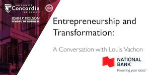 Entrepreneurship and Transformation