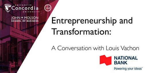 Entrepreneurship and Transformation