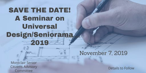 A Seminar on Universal Design/Seniorama 2019