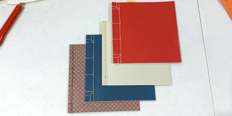 Bookbinding Workshop with Chang Yuchen tickets