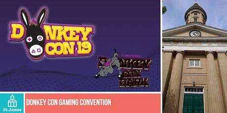 Donkey Con - Autumn Edition tickets