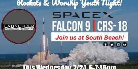 Rockets & Worship Youth Night!