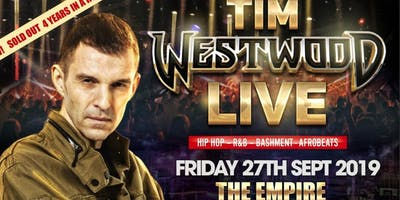 TIM WESTWOOD LIVE IN COVENTRY EMPIRE