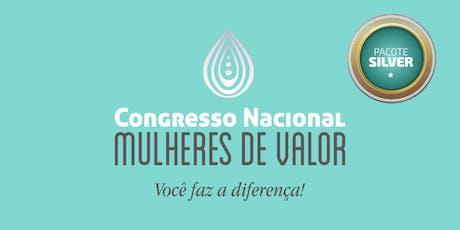 Congresso Nacional Mulheres de Valor 2020 - SILVER ingressos