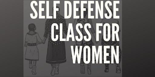 Zonta of Billings Self Defense Class