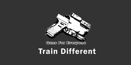 August 18th, 2019 (Morning) Free Concealed Carry Class tickets