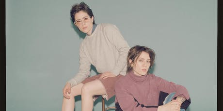 Tegan and Sara: Hey, I'm Just Like You Tour tickets