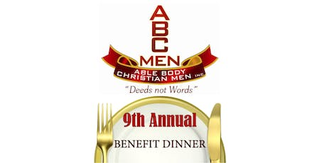 ABC Men Inc. 9th Annual Benefit Dinner tickets