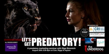 Predatory Marketing Seminar tickets