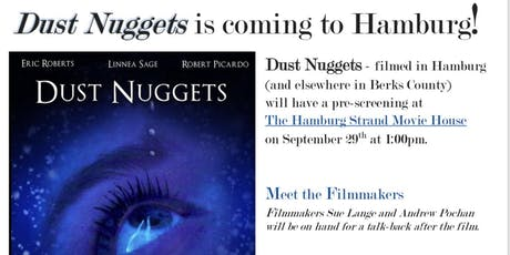 Dust Nuggets Pre-Screening tickets