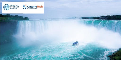 Ontario Tech Niagara Falls Trip *Only Ontario Tech Students
