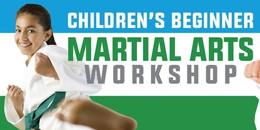 FREE Beginner Martial Arts Class