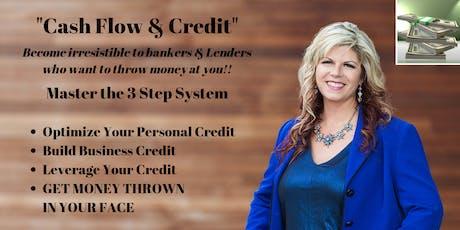 Cash Flow & Credit tickets