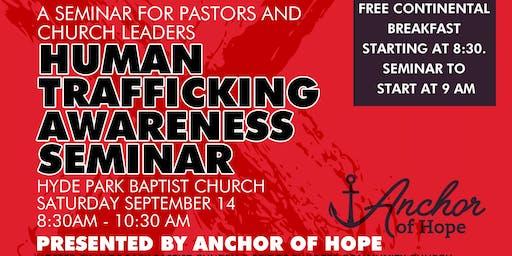 Human Trafficking Awareness Seminar