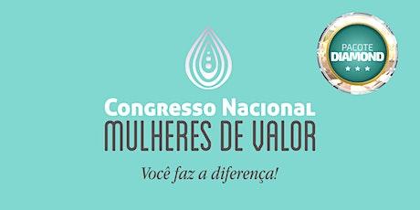 Congresso Nacional Mulheres de Valor 2020 - DIAMOND ingressos