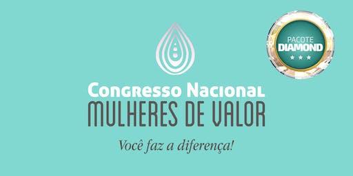 Congresso Nacional Mulheres de Valor 2020 - DIAMOND