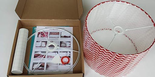 Holmfirth WI Lampshade Making Craft Course
