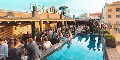 Reggaeton Rooftop Party // Hotel Gallery entradas