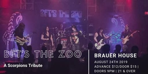 BFT's The Zoo (A Scorpions Tribute) w/ Photograph (Def Leppard Tribute)