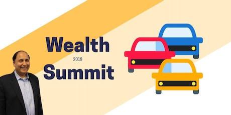 Wealth Summit 2019 tickets