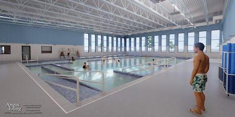NCHC Aquatic Therapy Pool Groundbreaking tickets