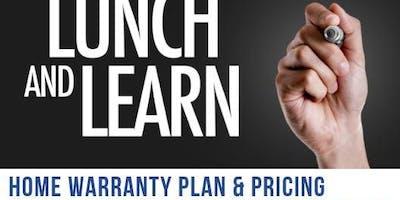 KW Lunch & Learn ~ Understanding Home Warranties with AHS