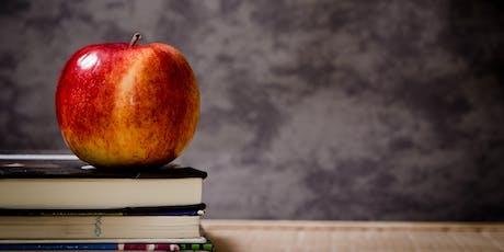 [WEBINAR] Classroom Management: Establishing Powerful Presence and Building Respect tickets