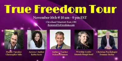 True Freedom Tour - Cleveland, OH