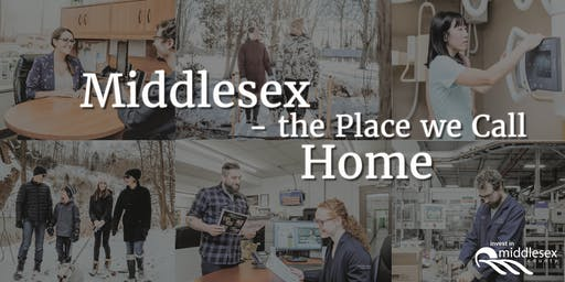 Launch Party: Middlesex - the Place we Call Home