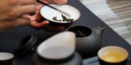 Dégustations de thé privées billets