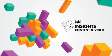IAB INSIGHTS: CONTENT & VIDEO tickets