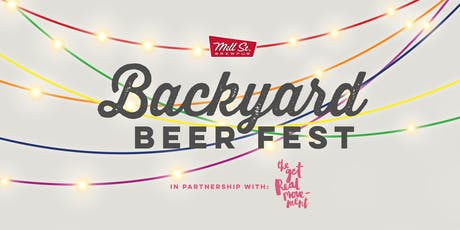 Backyard BeerFest tickets